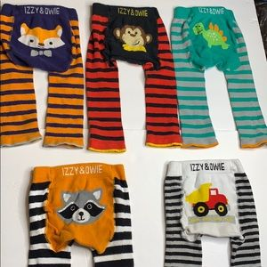 Izzy & Owie 12-24 Month Toddler Leggings